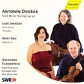 Dvorak, Janacek, Suk / Trios / Dresden Piano Trio