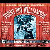 Sonny Boy Williamson II (Rice Miller): Cool Cool Blues: The Classic Sides 1951-1954