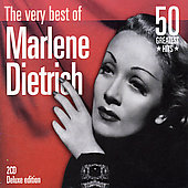 Marlene Dietrich: The Very Best of Marlene Dietrich