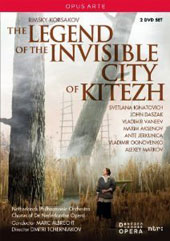 Rimsky-Korsakov: The Legend of the Invisible City of Kitezh / Ignatovich, Daszak, Vaneev, Aksenov, Jerkunica. Netherlands Opera [DVD]