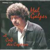 Hal Galper: Hal Galper at Cafe des Copains