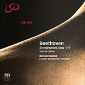 Beethoven: Symphonies 1-9 / Haitink, London SO