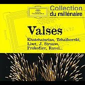 Orchestral Waltzes - Works By Tchaikovsky, Liszt, Sibelius, Ravel, Prokofiev & S
