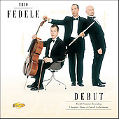 Debut - Chamber Music of Lowell Liebermann / Trio Fedele