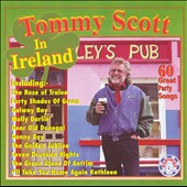 Tommy Scott: Tommy Scott in Ireland