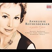 In den gro&aacute;en Oper Szenen / Anneliese Rothenberger