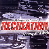Various Artists: Recreation: Anatomy of the Remix