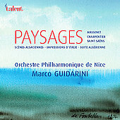 Paysages - Massenet, Charpentier, etc / Guidarini, et al