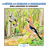 Sounds Of Nature: Birds Awakening in Normandie