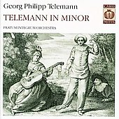 Telemann: Orchestral Suite in A minor, TWV 55:a3, etc / Pratum Integrum Orchestra