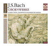 Bach: Oboenwerke Vol 2 / Utkin, Hermitage Chamber Orchestra