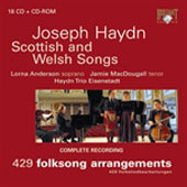 Haydn: Complete Scottish Songs / Anderson, MacDougall, Haydn Trio Eisenstadt
