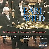 Earl Wild in Concert Vol 2 