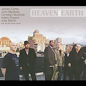 James Carter (Sax): Heaven on Earth [Digipak]