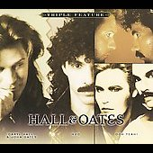 Daryl Hall & John Oates: Triple Feature [Digipak]