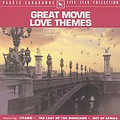 Various Artists: Great Movie Love Themes: Five Star Collection