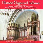 Historic Organs of Indiana