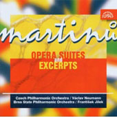 Opera Suites & Excerpts