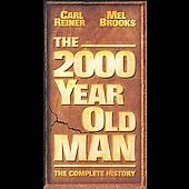 Mel Brooks/Carl Reiner: The 2000 Year Old Man: The Complete History *