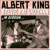 Albert King/Stevie Ray Vaughan: In Session [CD/DVD]