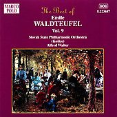 The Best of Emile Waldteufel, Vol. 9