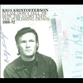 Kris Kristofferson: Please Don't Tell Me How the Story Ends: The Publishing Demos 1968-1972 [Digipak]