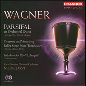 Wagner: Parsifal an Orchestra Quest; Overture & Venusberg Ballet Scene from Tannhauser; Etc.