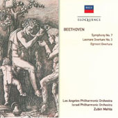Beethoven: Symphony No. 7; Leonore Overture