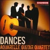 Dances / Aquarelle Guitar Quartet