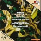 Brahms: A German Requiem / Janowski