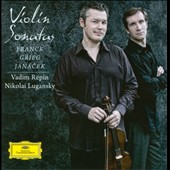 Franck, Grieg, Jan&aacute;cek: Violin Sonatas / Repin