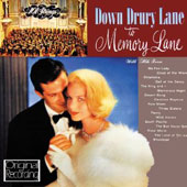 101 Strings Orchestra: Down Drury Lane To Memory Lane