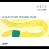 Donaueschinger Musiktage 2008
