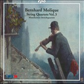 Bernhard Molique: String Quartets, Vol. 3