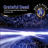 Grateful Dead: Dick's Picks, Vol. 34: 11/5/77 Community War Memorial, Rochester, NY [Box]