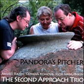 Second Approach Trio: Pandora's Pitcher *