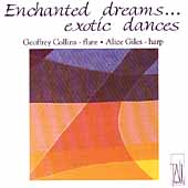 Enchanted Dreams...Exotic Dances / Giles, Collins