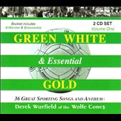 Derek Warfield: Green, White & Essential Gold, Vol. 1 *
