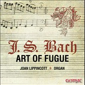 JS Bach: Art of Fugue / Joan Lippincott, organ