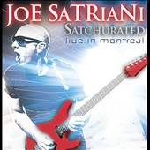Joe Satriani: Satchurated: Live in Montreal
