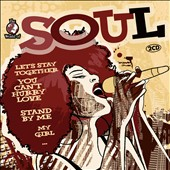 Various Artists: The World of Soul [M&M]