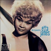 Etta James: R&B Dynamite
