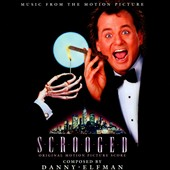 Danny Elfman: Scrooged [Original Motion Picture Score]