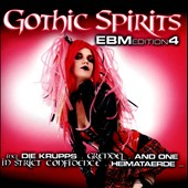 Various Artists: Gothic Spiritis EBM, Vol. 4