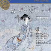 Puccini: Madama Butterfly Highlights / Leinsdorf, Moffo