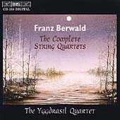 Berwald: Complete String Quartets / Yggdrasil Quartet