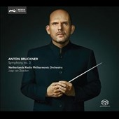 Anton Bruckner: Symphony No. 3 / Zweden, Netherlands Radio PO
