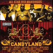 Various Artists: All Star 2013 Mandingos: Candyland [PA]
