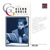 Glenn Gould Edition - J.S. Bach, Scarlatti, C.P.E. Bach