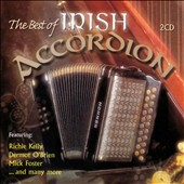 Various Artists: The Best of Irish Accordion